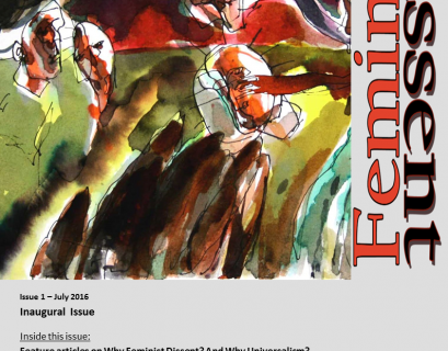 Feminist Dissent - Issue 01 - Inaugural Issue